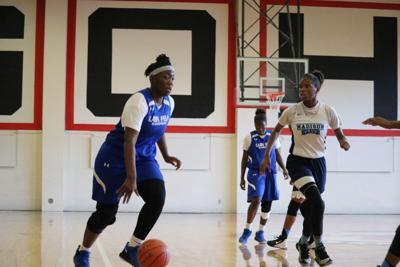Port Allen girls basketball