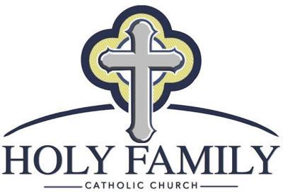 Holy Family Church Logo