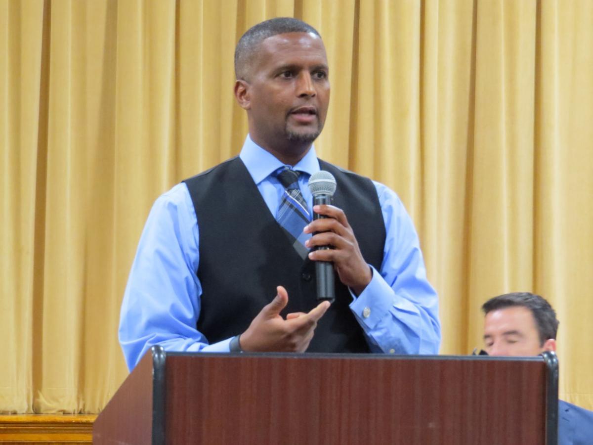 Rep. Edmund Jordan