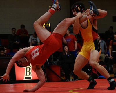 Brusly wrestling