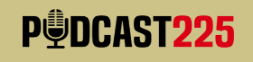 Podcast 225 logo