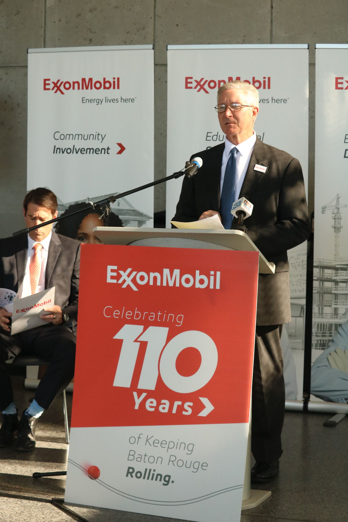 ExxonMobil announces Baton Rouge expansion at 110 year