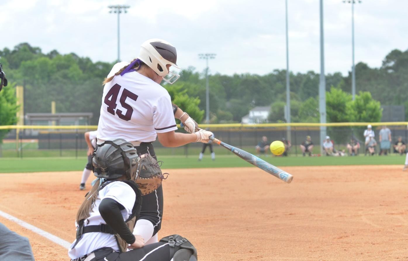Elmore County Hayden softball