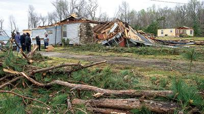 Titus tornado survivors thankful to be alive