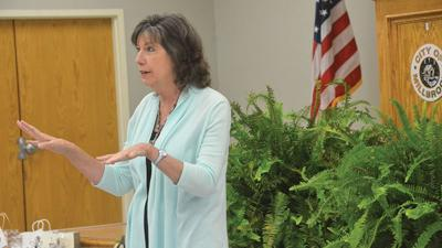 Nolan Research founder speaks at Millbrook luncheon