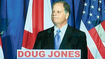 Sen. Doug Jones: Ending widow's tax right thing to do