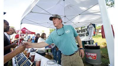 Hoppin' good time: Slapout Brewing Company draws crowds at Coosapalooza