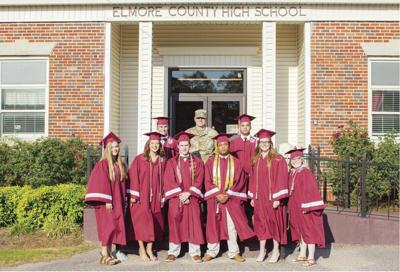 ECHS grads join military