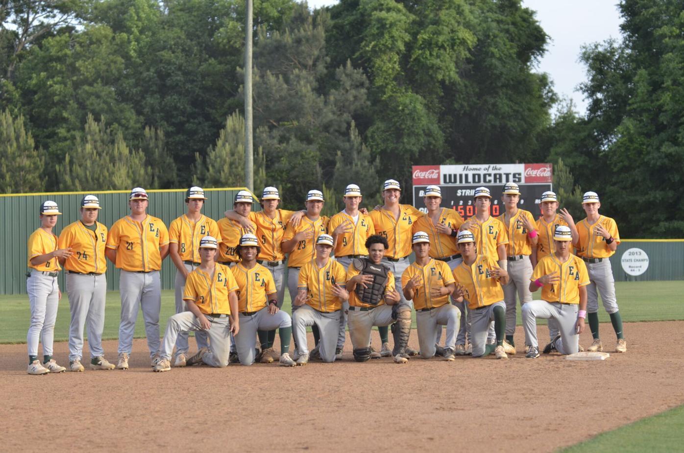 Edgewood playoff baseball