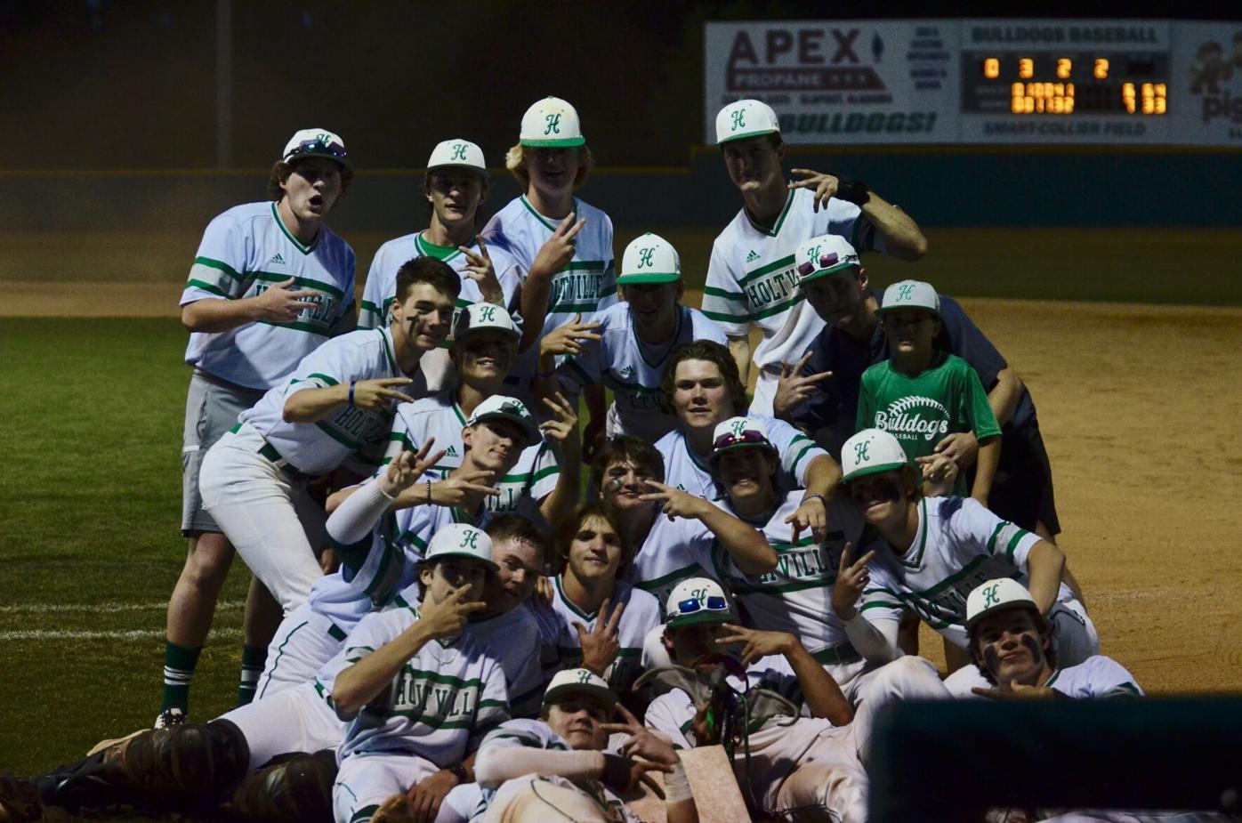 Holtville Sylacauga playoff baseball