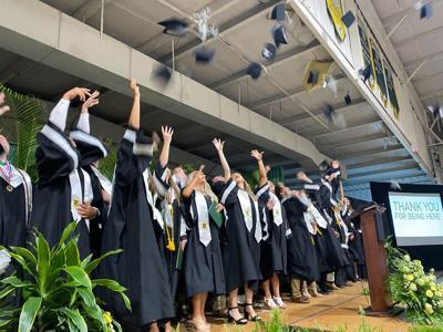 Edgewood graduation