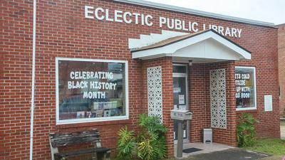Eclectic Public Library holding annual fundraiser
