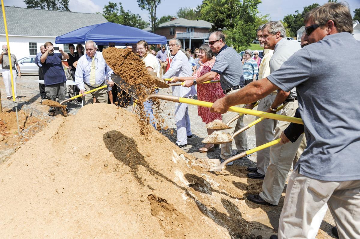 0814 Groundbreaking dirt.jpg
