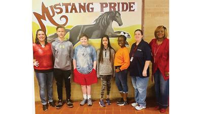Millbrook students attend science conference