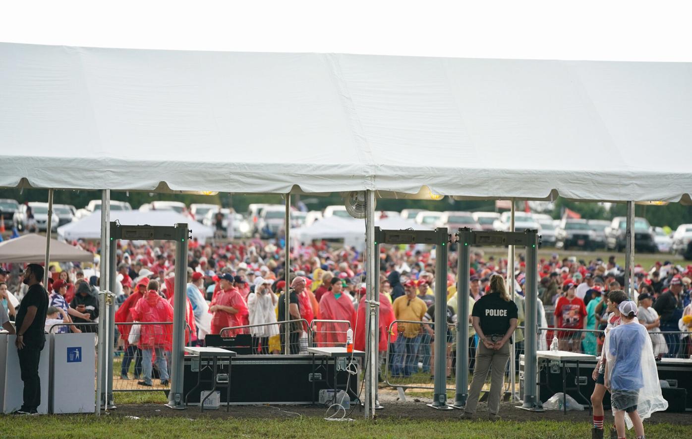 Trump Rally in Cullman