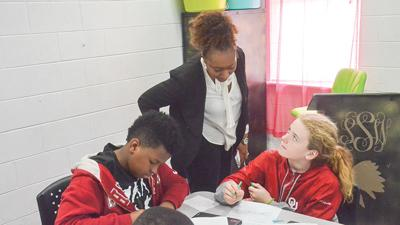 Wetumpka Middle School's Jackson believes experiences have proven valuable