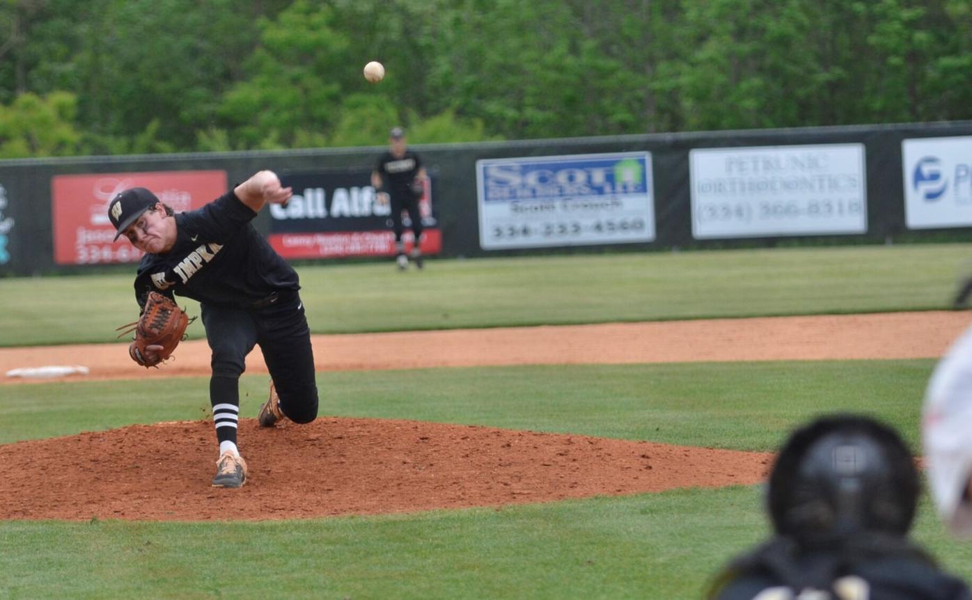 Wetumpka Stanhope baseball