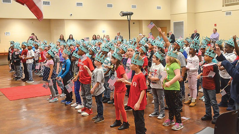 Wetumpka Elementary School kicks off Super Citizens program