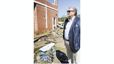 Wetumpka's rebuild will be carefully considered; 'We're not in a hurry,' mayor says