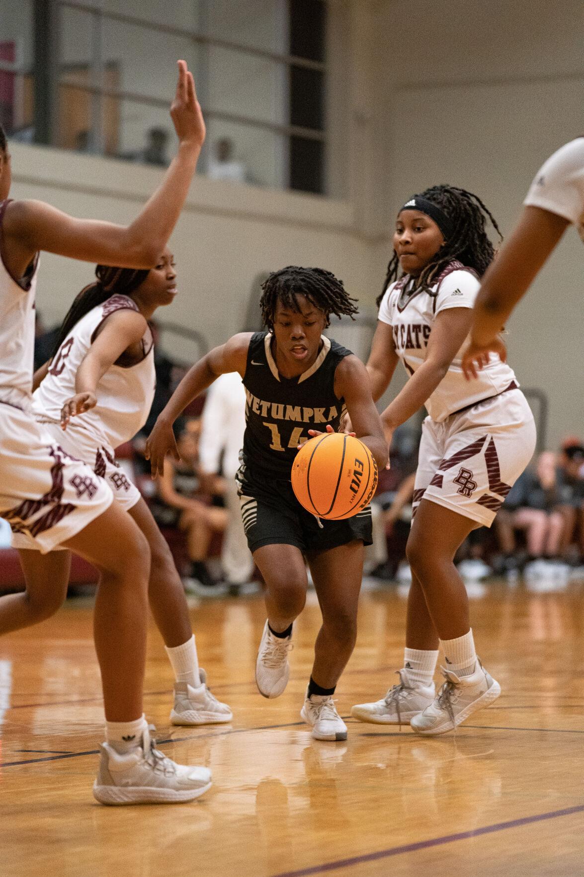 Wetumpka girls basketball at Benjamin Russell Basketball