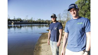 'I thought I was going to die too'; heroes describe saving man, child after plunging into river at Wetumpka