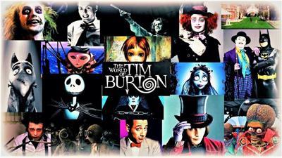 Tim Burton Week