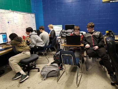 Wetumpka High School CyberPatriot team