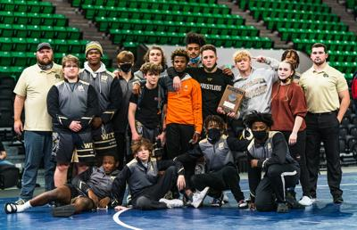 Wetumpka Wrestling takes runner-up in state duals