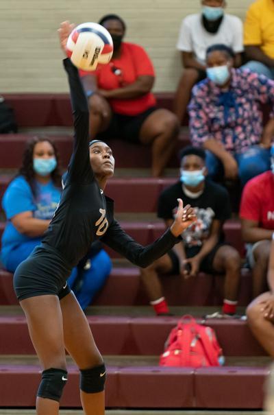BRHS vs Wetumpka Volleyball