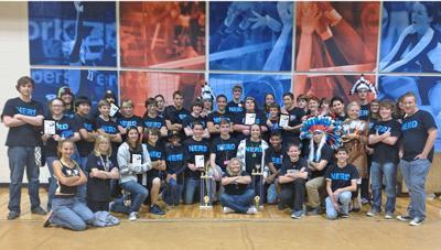 WHS robotics team advances to regionals