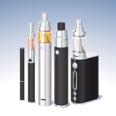 Vaping, e-cigarette