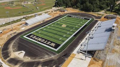 wetumpka's new athletic facility