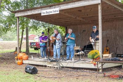 Titus Bluegrass Festival