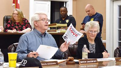 Eclectic Town Council gives VFD access to senior center