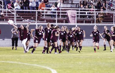 Elmore County girls soccer