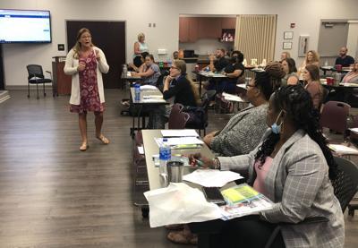 Elmore County Schools New Teacher Academy