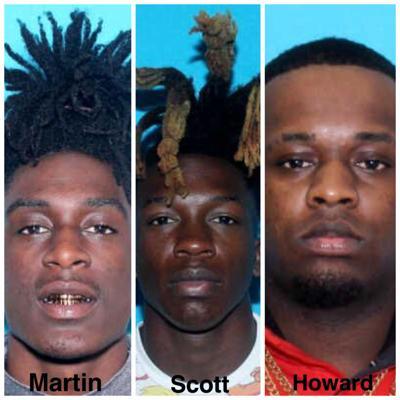 Millbrook arrests