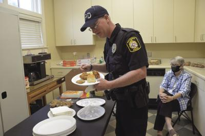 police dinner