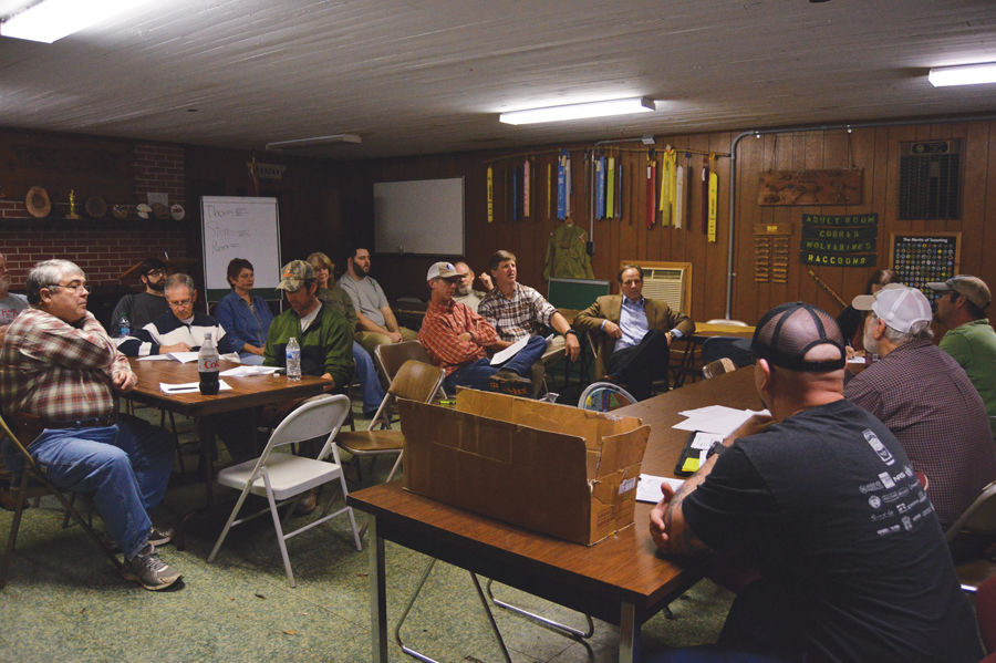 Paddling club discusses white water festival, new nonprofit