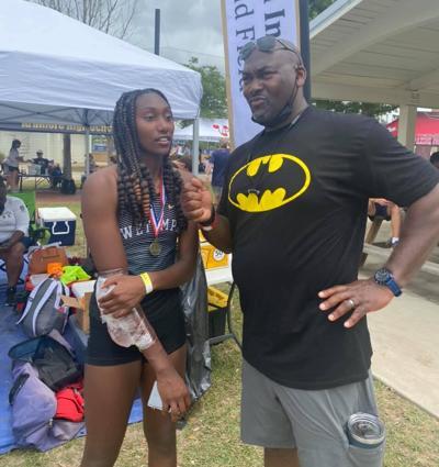 Morgan Causey state championships