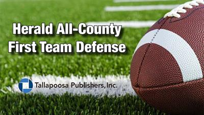 Ladorian Leonard, P.J. Lucas lead strong senior showing on All-County Defense