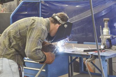 Elmore County Tech Center - Welding