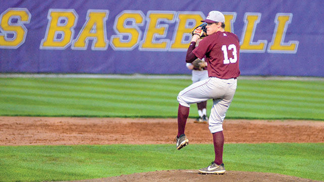 Austin Downey's 1-hitter leads ECHS to road victory