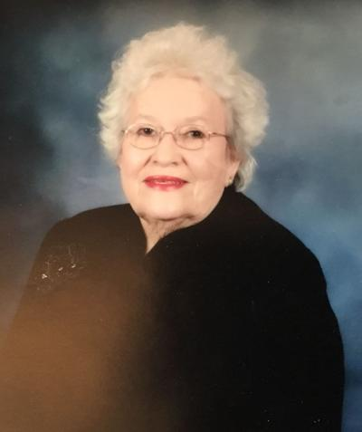 Marguerite Walker Webb
