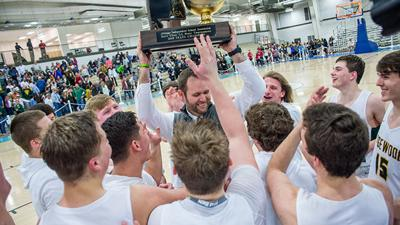 Coach of the Year: Darryl Free leads Wildcats to third state title