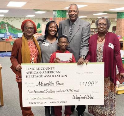 Wetumpka student submits winning MLK essay