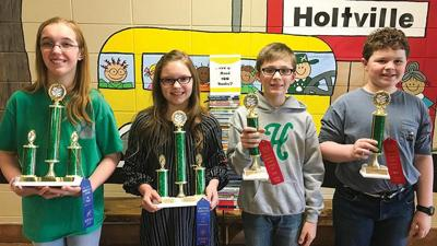 Holtville Elementary names science fair winners