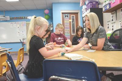 Abby Weldon Eclectic Elementary School teacher