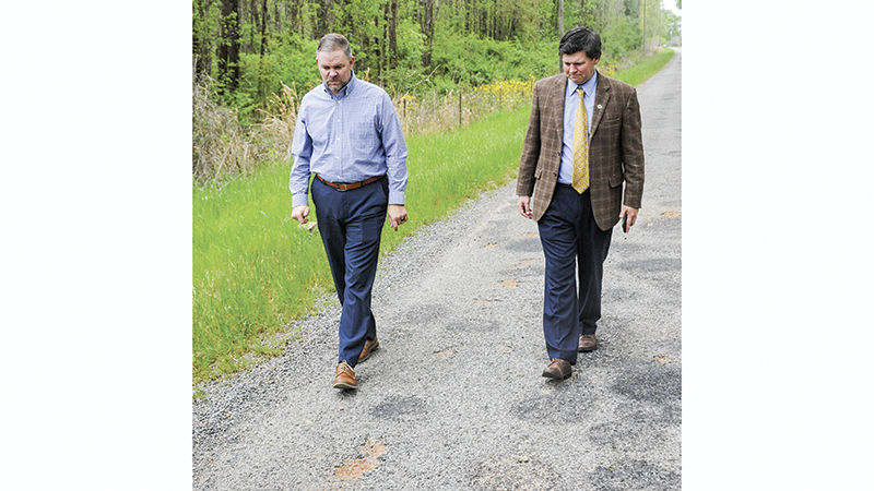 Elmore County to stretch new funds for roads, bridges