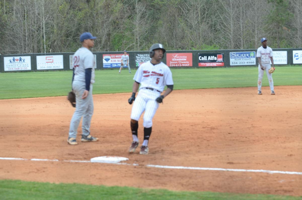 Stanhope Park Crossing Baseball